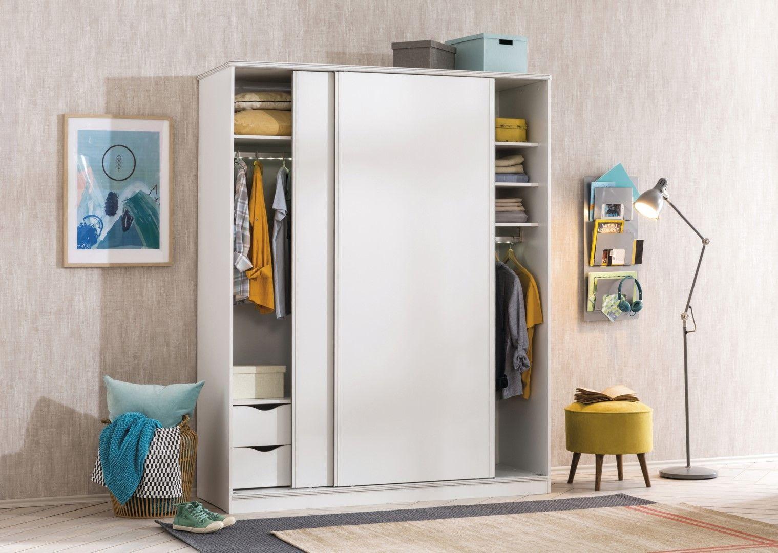 Witte Slaapkamer Inrichten : California witte slaapkamer kast witte slaapkamer kledingkast