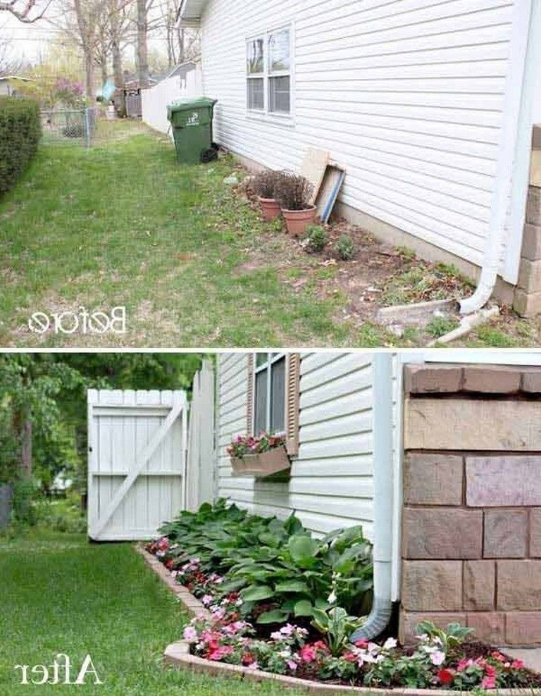 Photo of Flower Beds In Front Of House Diy  Flower Beds In Front Of House – Flower Beds 2020 Flower Beds 2020