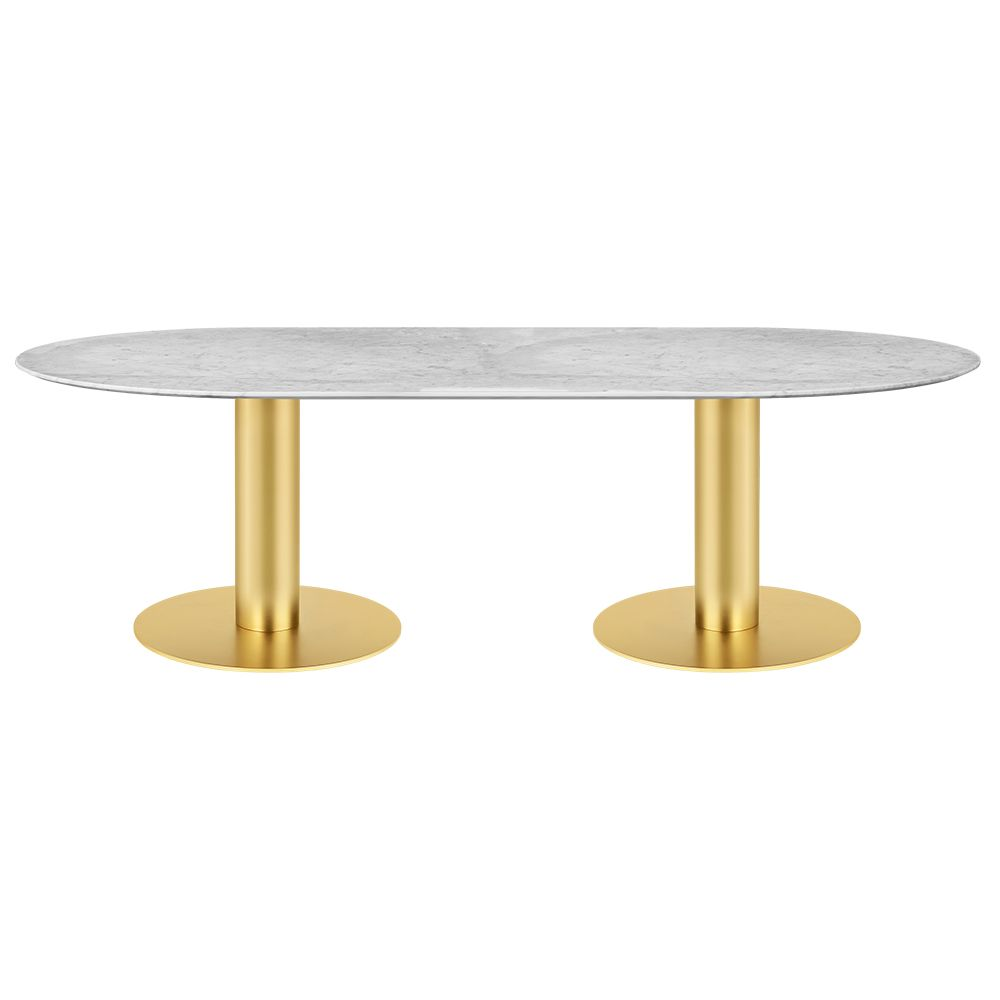 20 Elliptical Dining Table Is Made Of The Finest Materials