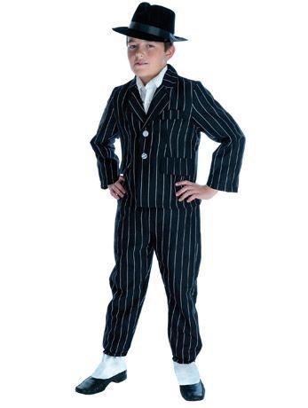 35a98de6581 Little Gangster - Angels Fancy Dress Costumes