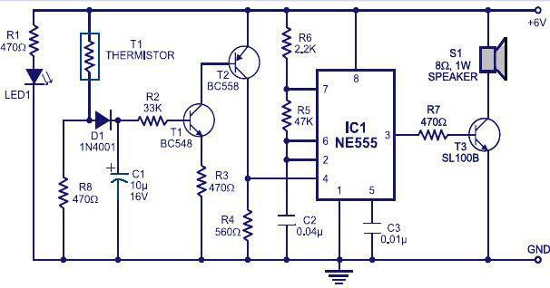 fire alarm circuit\