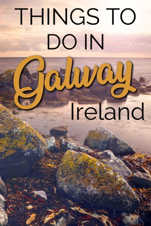 what to do in galway ireland