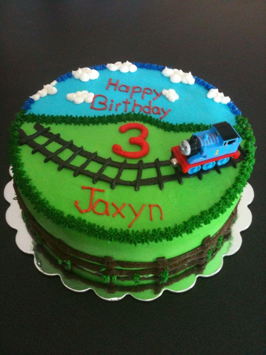 Thomas The Train Birthday Ideas Pinterest Birthdays Cake And