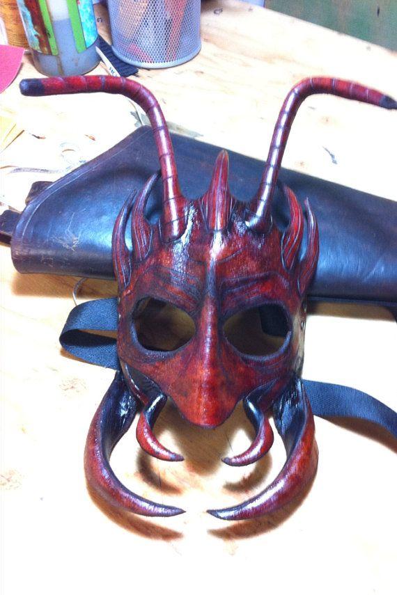 Masque de fourmi