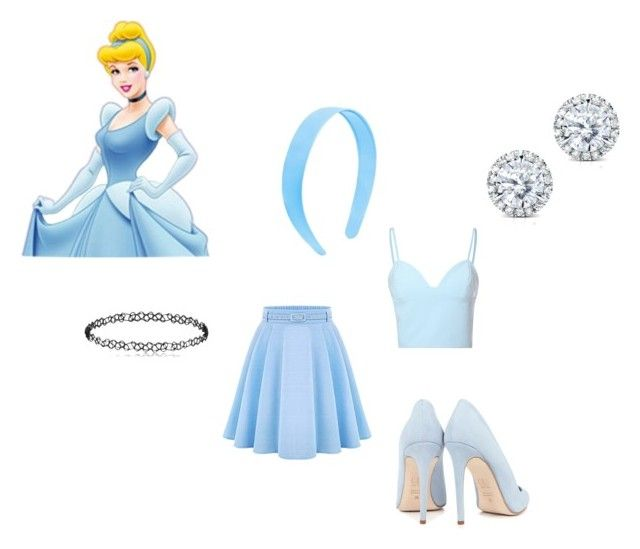 """""""Cinderella"""" by lexi-53 on Polyvore featuring Kobelli, Glamorous and Dee Keller"""