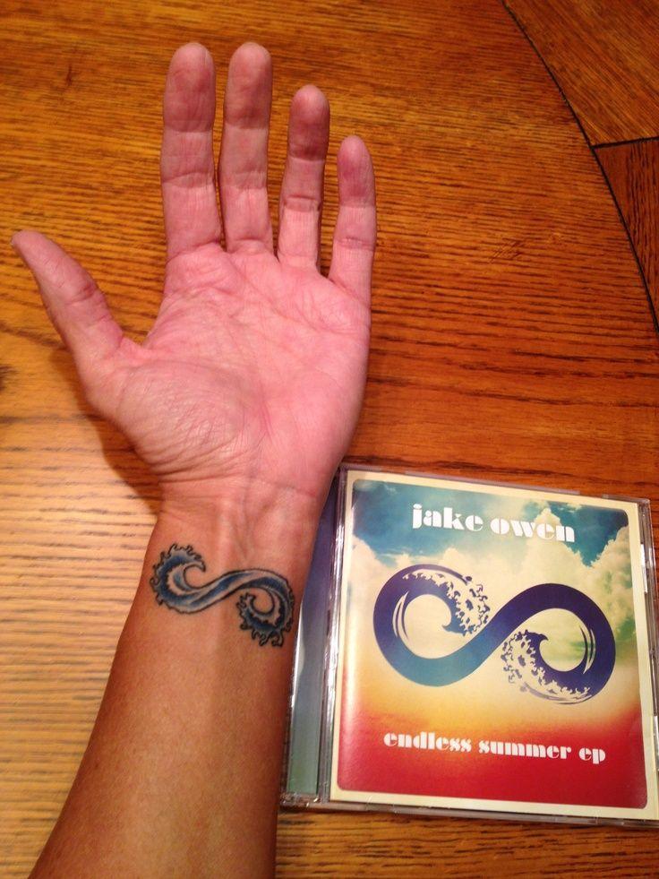 endless summer tattoo. Summer tattoo, Tattoos, Jake owen