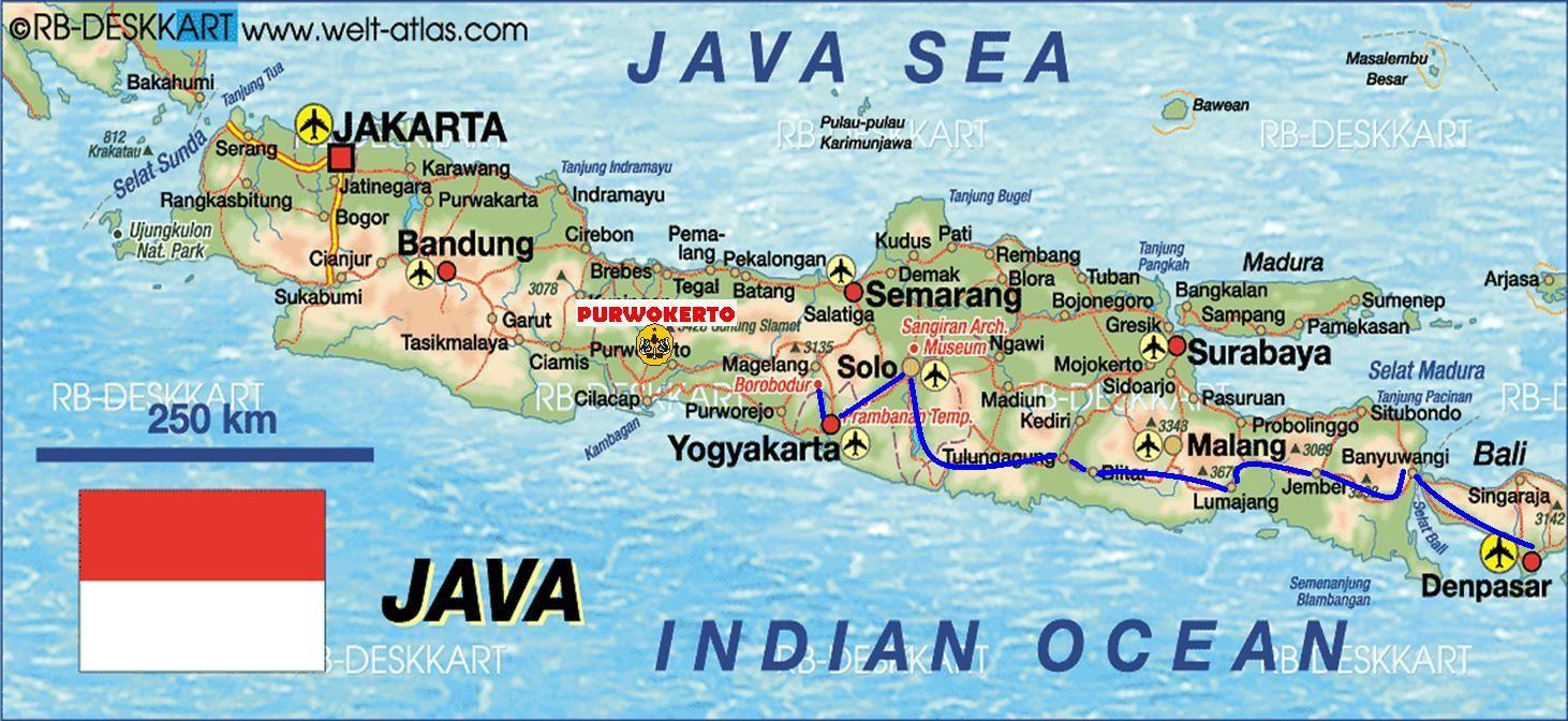Pin oleh Itala di Travel di 2020 Pulau, Semarang, Jalan
