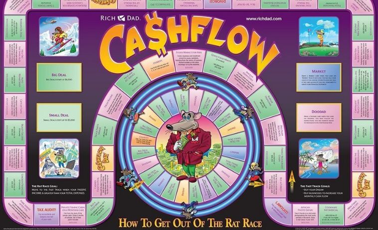 14 Money Games For Kids Blog Kiddie Kredit Money Games For Kids Rich Dad Rich Dad Cashflow