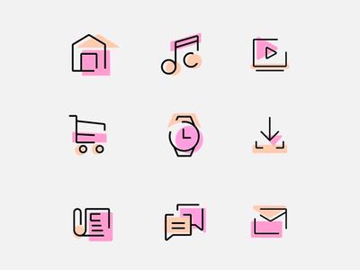Icon Set – UI