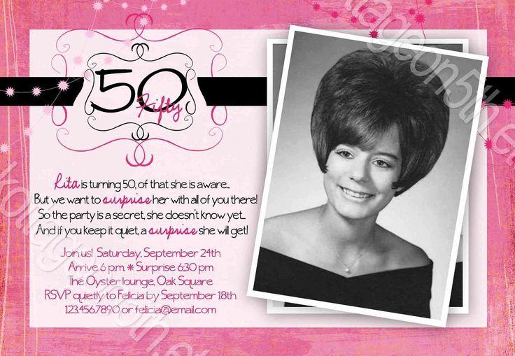 70th Birthday Invitations Surprise