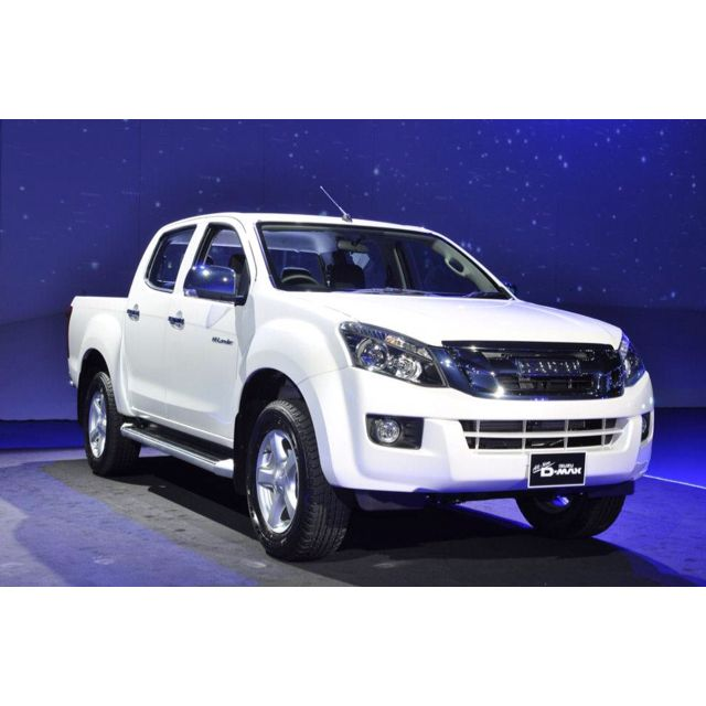 Isuzu Dmax 2013 Diesel Engine 3 0 L Based On The Chyevy Colorado