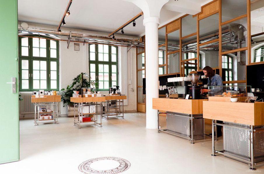Berlin Bonanza Roastery Via Stil In Berlin New Cafe Of Bonanza