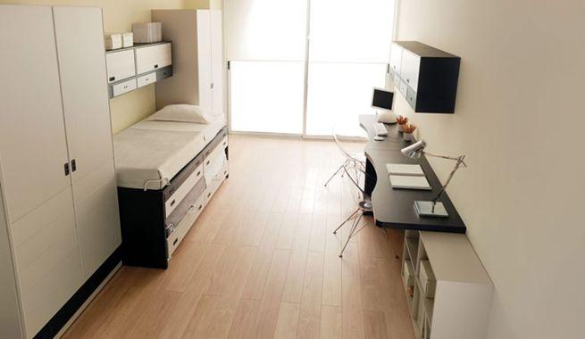 escritorios para dormitorios
