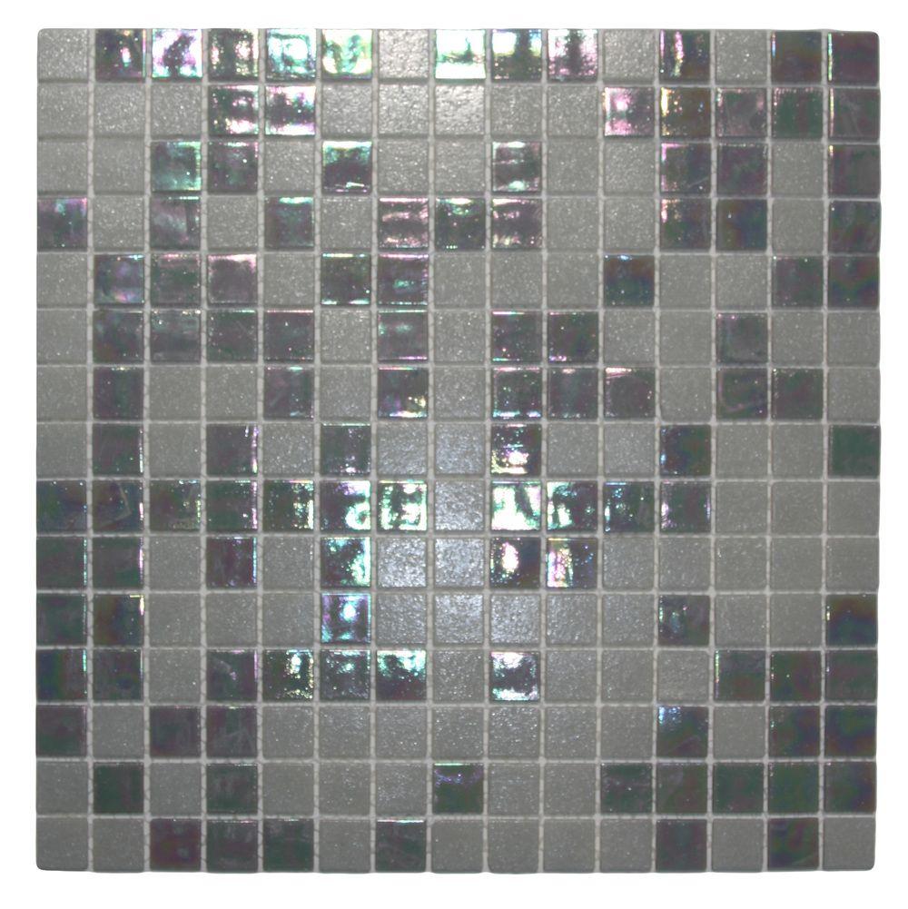 Mixed Silver Glimmer Gl Tile Designer Handbags Outletgroutonline