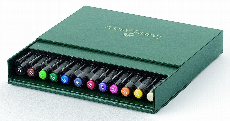 Amazon Com Faber Castel Pitt Artist Brush Pens 12 Pack