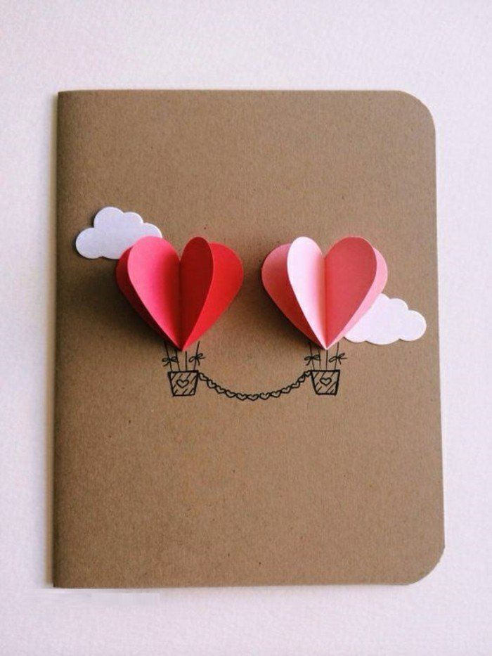 La Cartes D Invitation Anniversaire Superbe Valentine Day Cards Ideas For Valentines