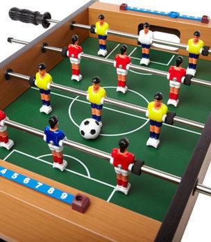 #Fredflare                #table                    #Mini #Foosball #Table #Mini #Tabletop #Soccer #Game #fredflare.com           Mini Foosball Table   Mini Tabletop Soccer Game   fredflare.com                                         http://www.seapai.com/product.aspx?PID=592929