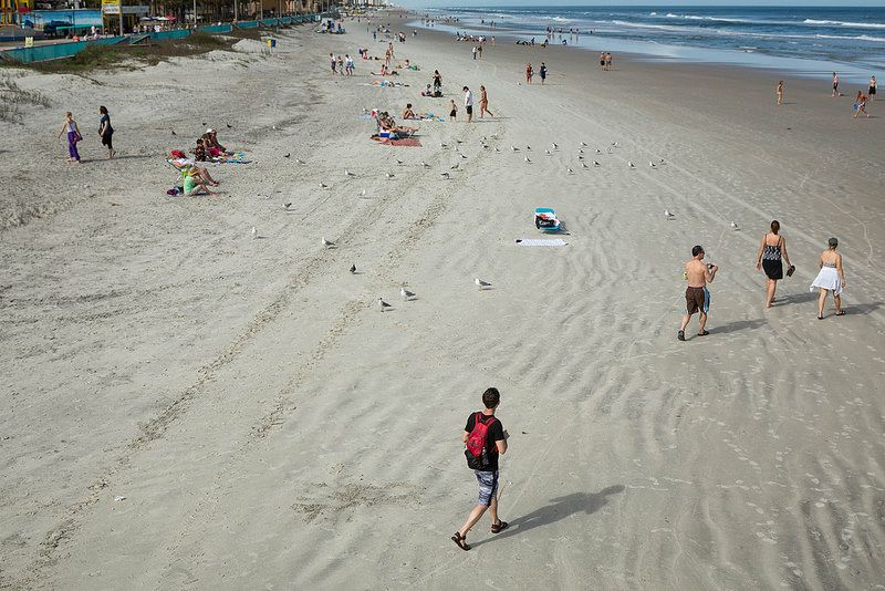 Daytona Beach, FL, February, 2014