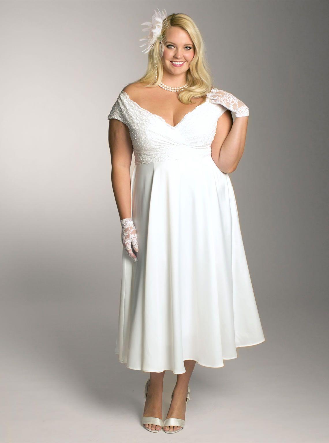 IGIGI Plus Size Christelle Wedding Dress | wedding | Pinterest ...