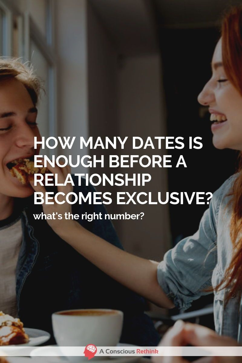 What is an exclusive relationship