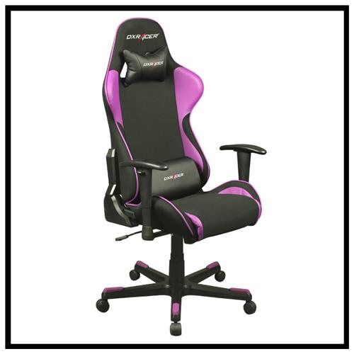 lcs gaming chair what are wwe chairs made out of dxracer fe11np comfortable office black and pink color 299 only save 20 off 200 from newedge inc use promo code dx20 at checkout