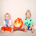 No-Sew DIY Kids and Baby Costumes | Primary.com #pebblescostume No-Sew DIY Kids and Baby Costumes | Primary.com #pebblescostume