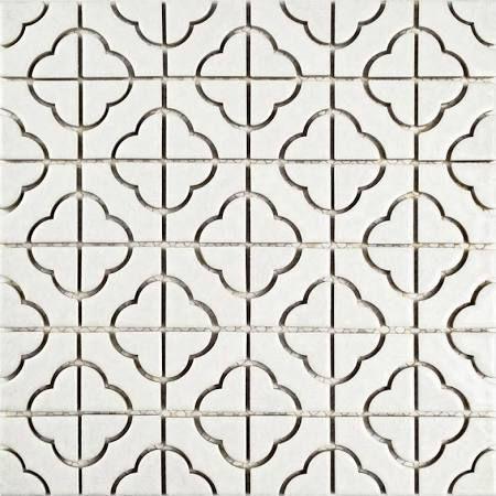Light Grey Mosaic Moorish Floor Tile Google Search Addition