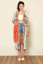 kimono longo zagreb