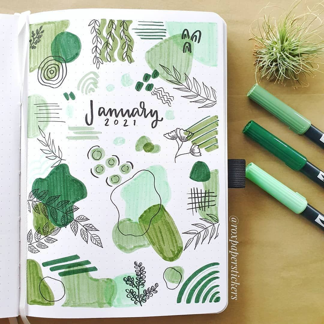 100+ Bullet Journal Ideas that you have to see and copy today!