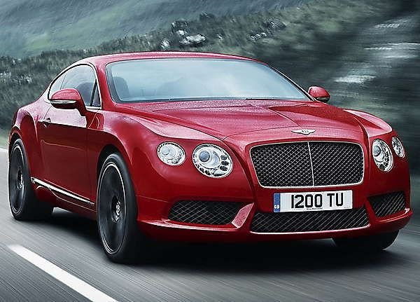 2018 2019 Bentley Continental Gt V8 The New Coupe And