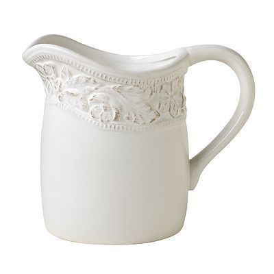 Pfaltzgraff Country Cupboard Pitcher At Kohls Country Cupboard White Pitcher Pfaltzgraff