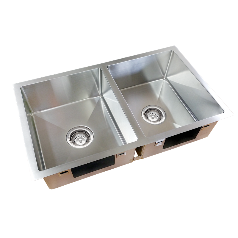 Everhard squareline plus double bowl kitchen sink kitchen everhard squareline plus double bowl kitchen sink workwithnaturefo