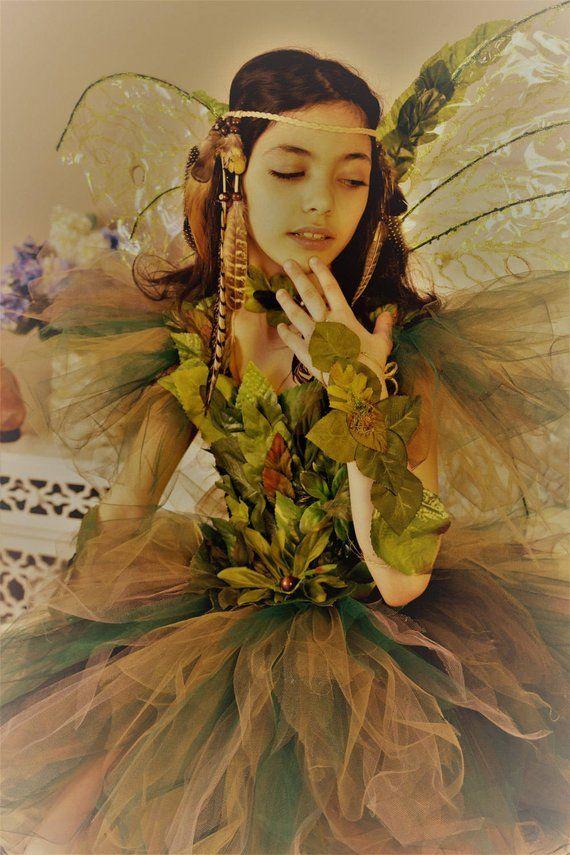 adult Foliage fairy green