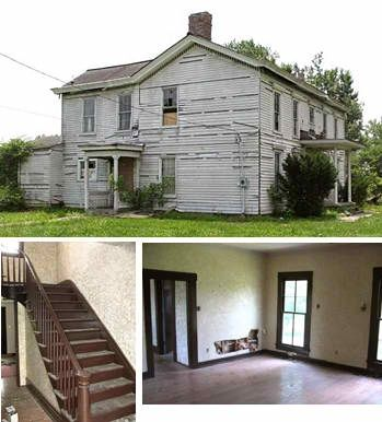 abandoned towns for sale in indiana