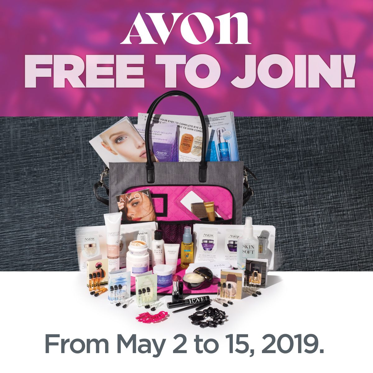 Post image Avon, Avon true, Avon rep