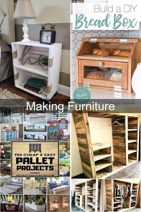 Diy Furniture Ideas Cheap Pallet Furniture Blueprints Fun Diy Wood Projects In 2020 Diy Furniture Diy Furniture Cheap Pallet Furniture Blueprints