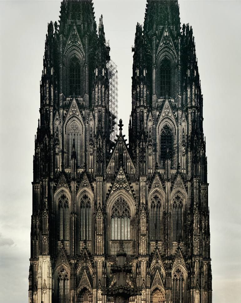 Koln Cathedral Germany Limited Edition 1 Of 10 Photograph Gothic Architecture Cathedral Art And Architecture