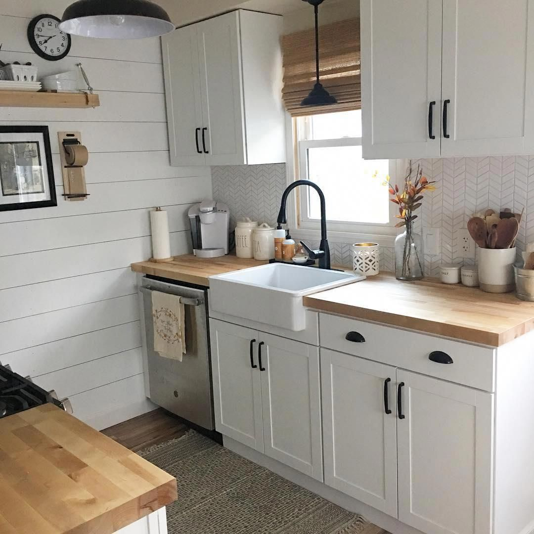 Interior Design For Very Small Kitchen: Best Kitchen Interior Ideas. Modern, Chic, And Stylish