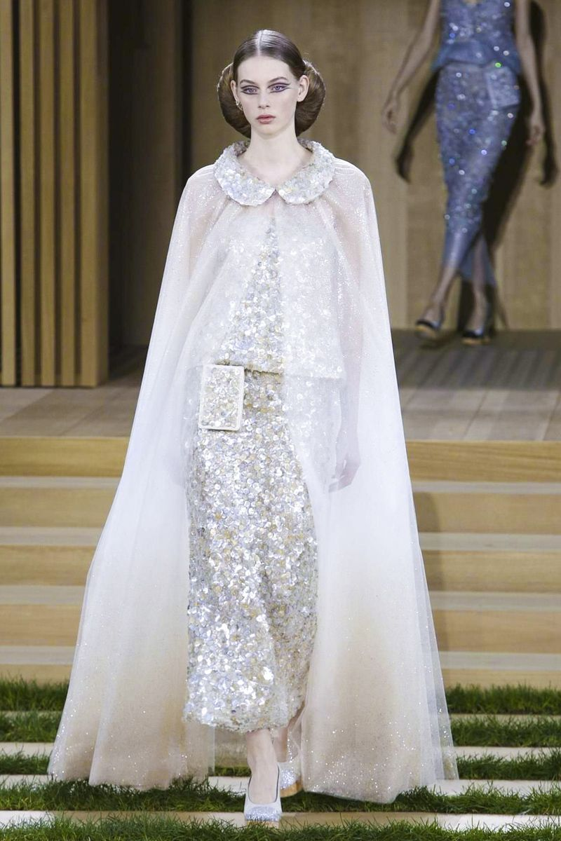 Chanel Spring/Summer 2016 Couture