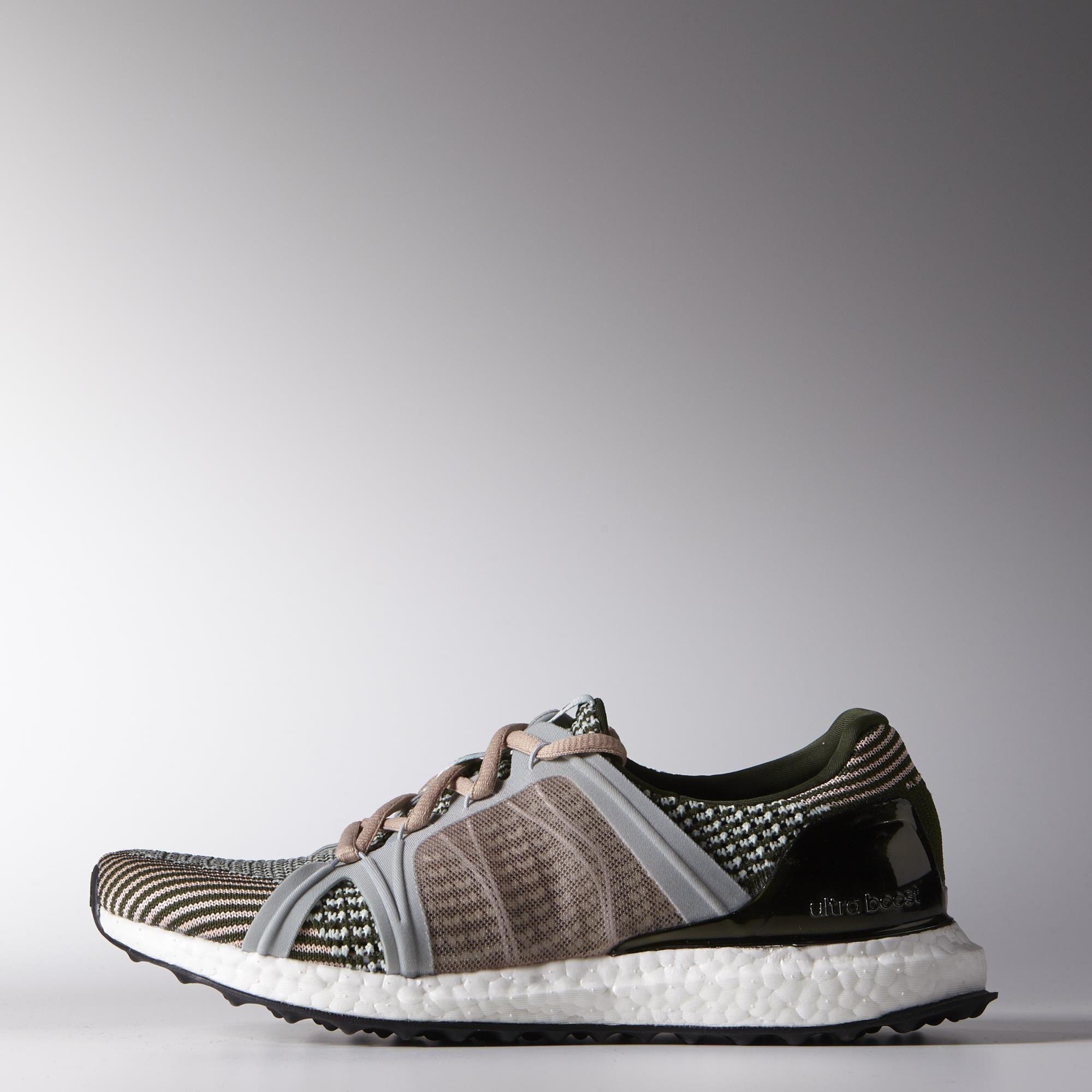 adidas womens ultra boost running shoe by stella mccartney