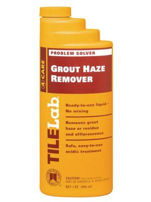 Custom Building Products TileLab Grout Haze Remover in 2019