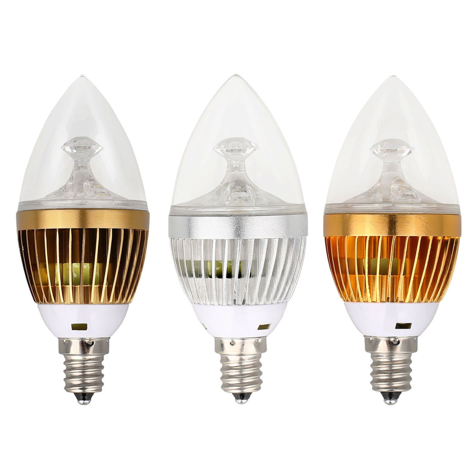 This is E12 Dimmable LED Candle bulb , sale for years , classic and ...