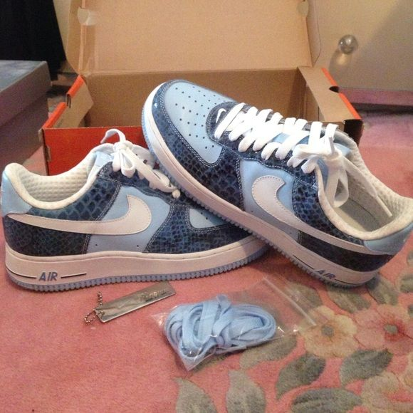 Listing not available. Nike Air ForceBlue ...