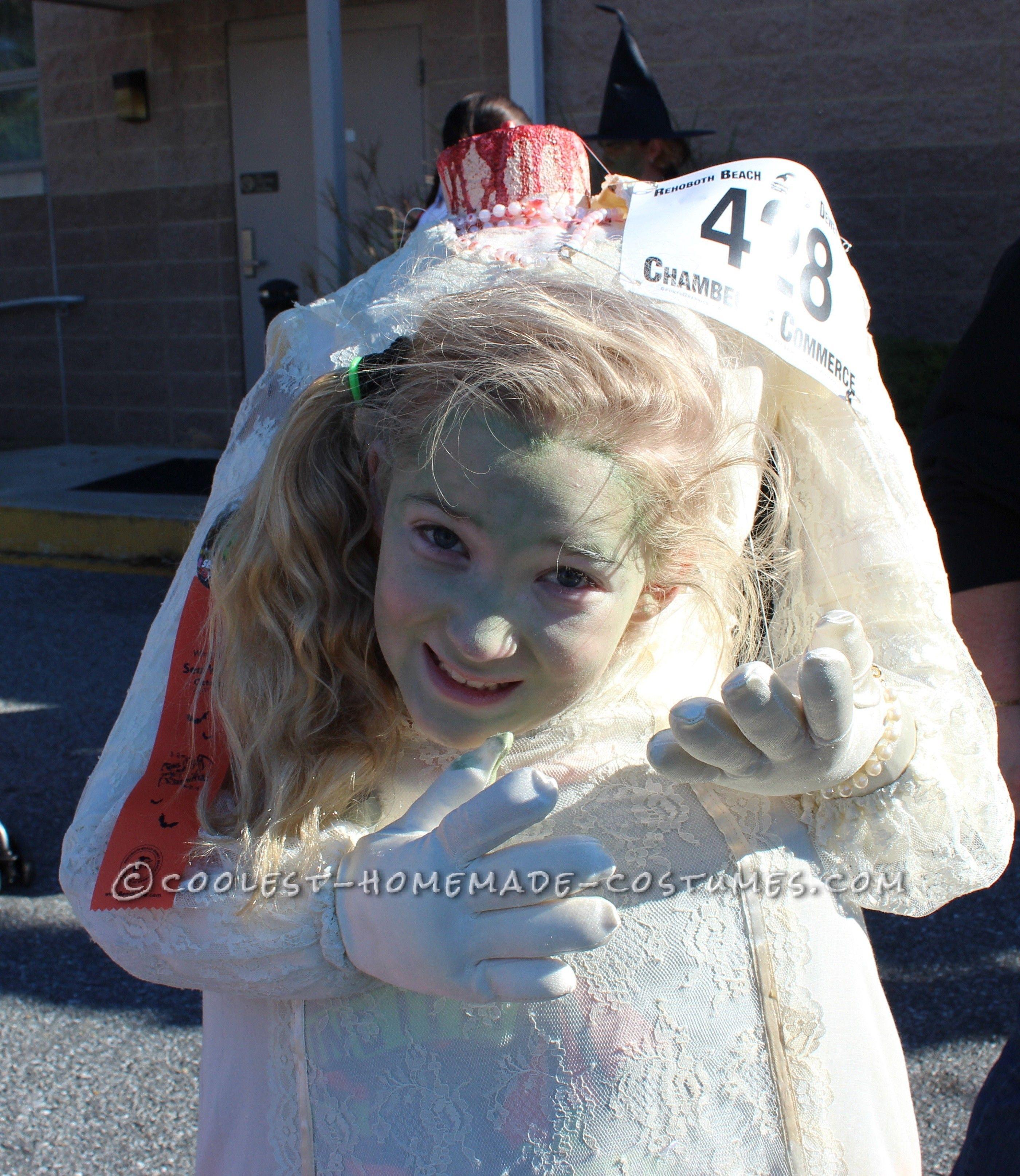 Headless Zombie Bride Costume   Zombie bride costume, Zombie bride ...