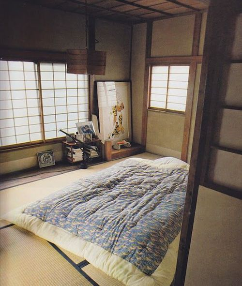 Mauvais Gout Sometimes Japanese Style Bedroom Japanese