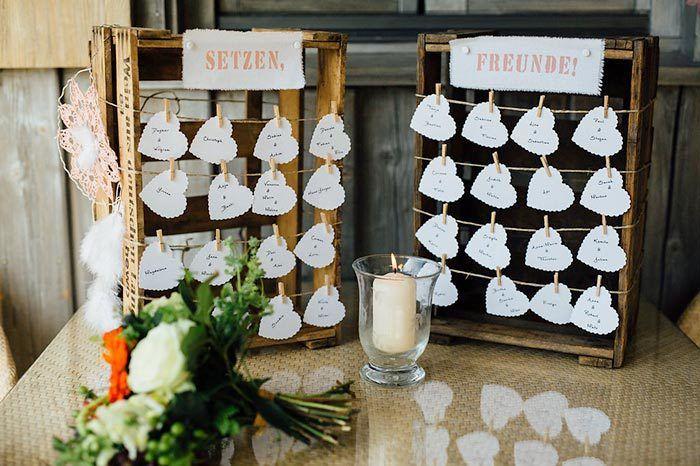 30 Kreative Ideen Inspirationen Fur Euren Tischplan Sitzordnung Hochzeit Sitzplan Hochzeit Ideen Fur Die Hochzeit