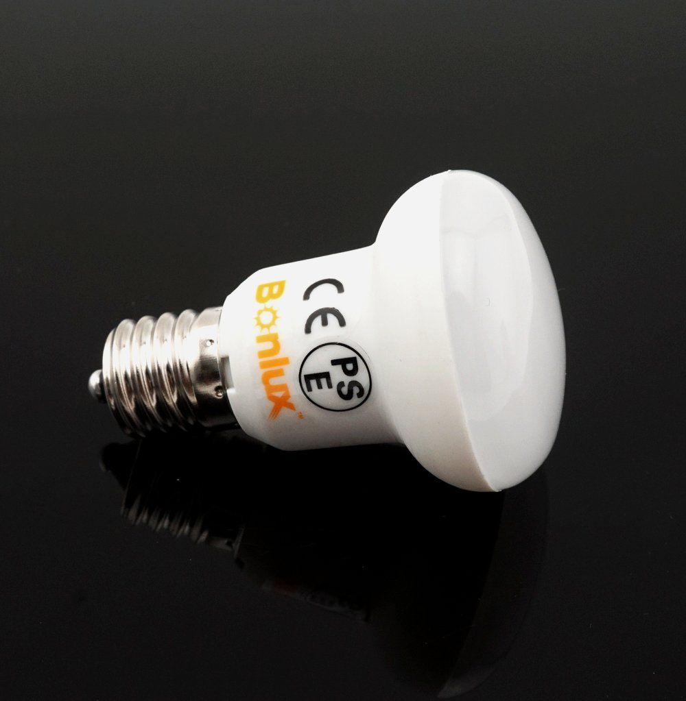 Bonlux 3w R39 E17 Led Reflector Bulb Intermediate Base 120v Warm White 3000k R39 Flood Light Bulb 25w Incandescent Bulbs Equivalen Flood Lights Light Bulb Bulb