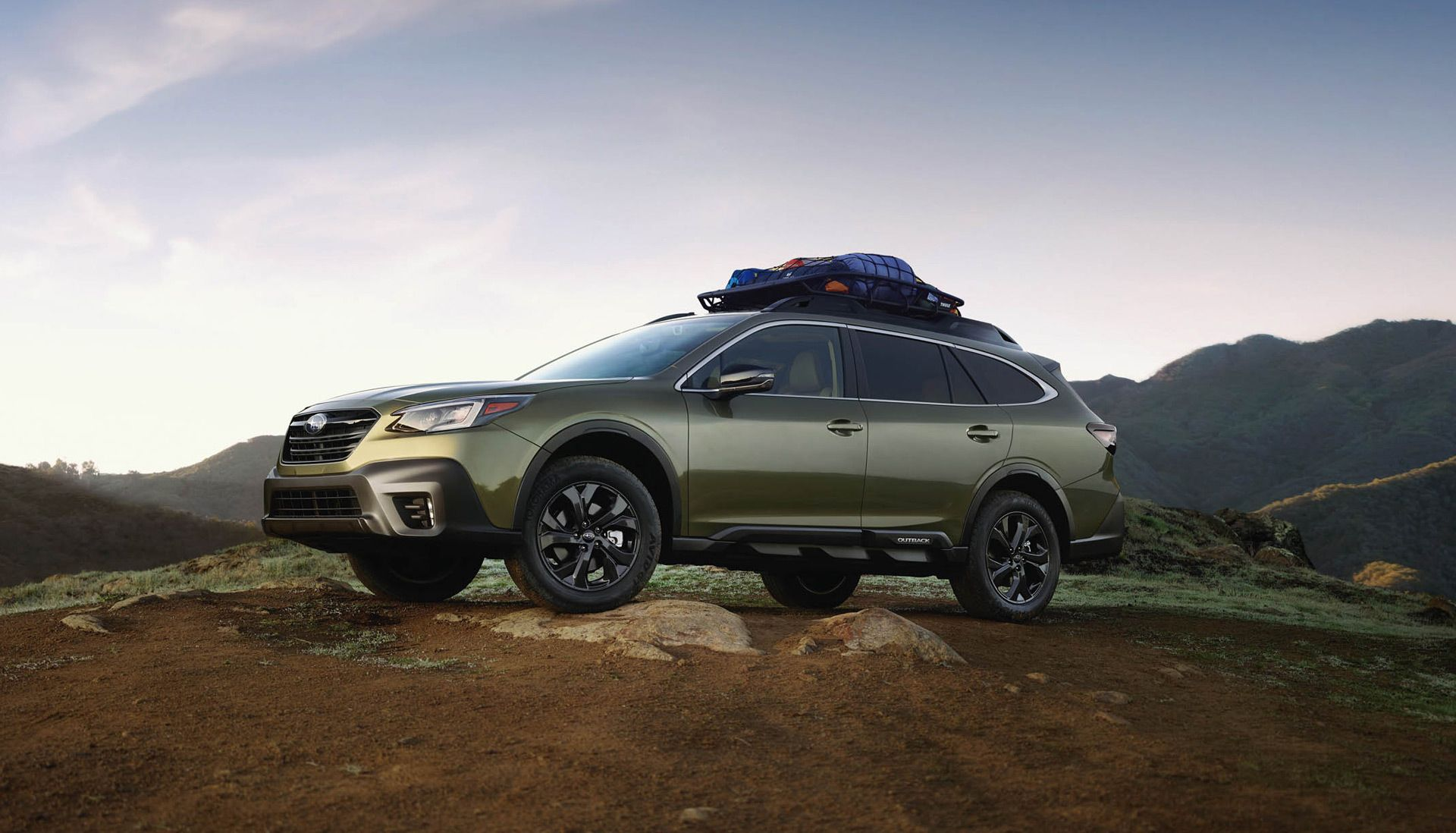 2020 Subaru Outback Debuts With Available Turbo Power Subaru Outback Subaru Outback