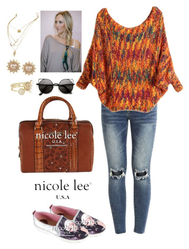 """""""Nicole Lee Ava Collection!"""" by nicoleleeusa ❤ liked on Polyvore featuring VILA, Carolee and Ted Baker"""