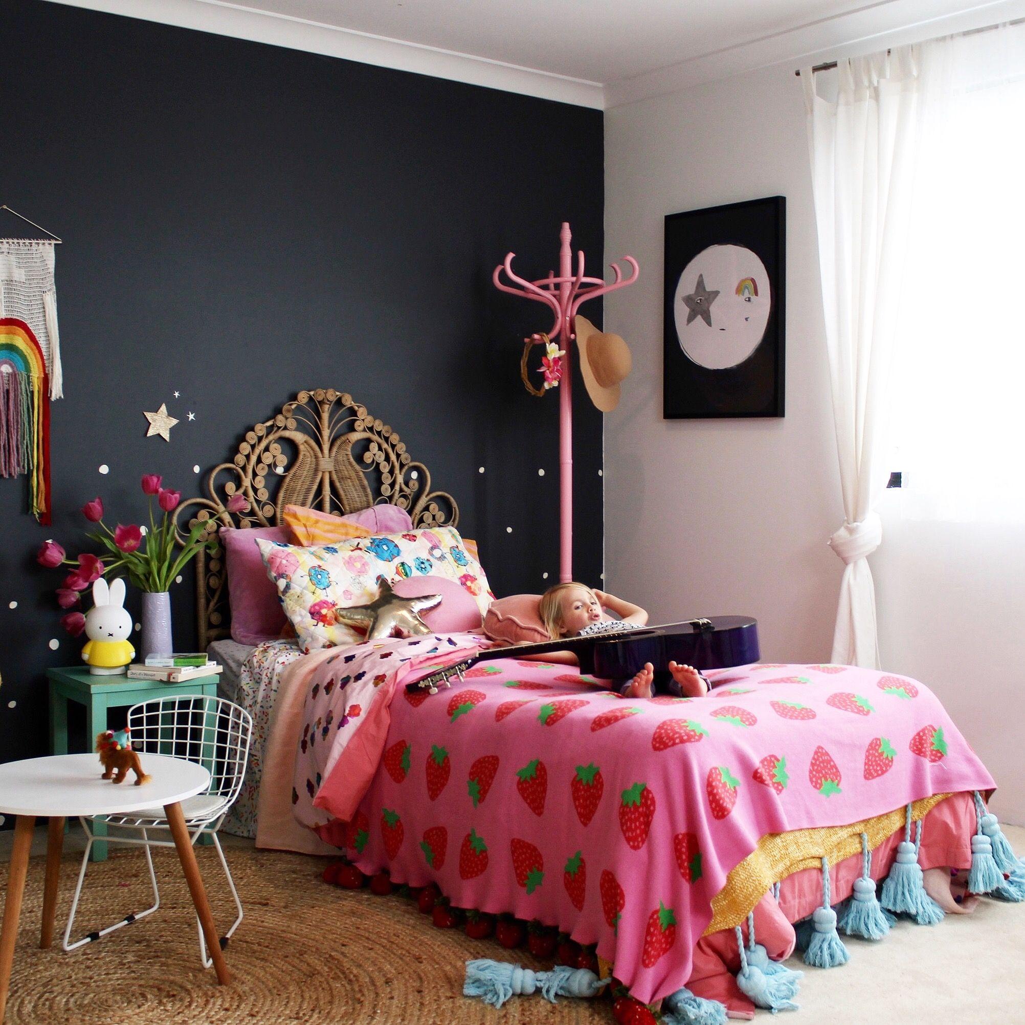 Teenagers Rooms Nuance: Trending Now - Boho Vintage